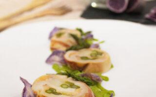 ventilanti-pollo-salmone-asparagi