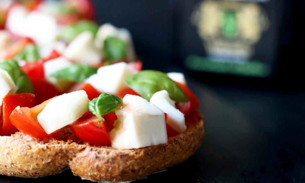frittella aromatizzata al basilico